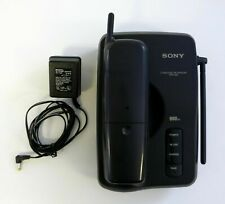 SONY CORDLESS TELEPHONE SPP-930 900 MHz Serial #921607 WORKS
