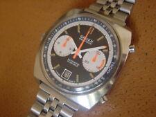 Vintage Gruen Chronograph Automatic .... Chronomatic .... Buren 12