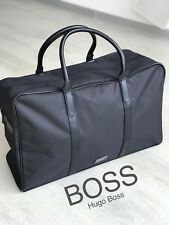 04c5ca660a 🆕HUGO BOSS Black Weekend Travel Gym Hold-all Bag NEW SEALED!