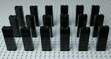 Lego Black Bricks 1x2 [3004] x90 VGC