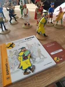 Figurine Tintin Collection Officielle Dupond chinois