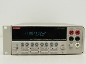 Keithley 2701 Multimeter / Data Acquisition System