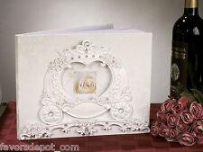 Fairytale Theme Coach Guest Book and Pen Set Fairy Tale Wedding