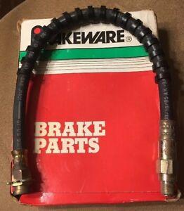 Brake Hydraulic Hose-Hose Brakeware 88670 NOS