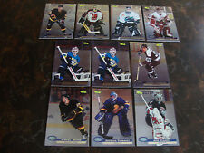 1994-95 Classic Images Hockey---Lot Of 10---Dupes---See List---NrMt