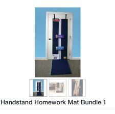 Gymnastics Tumbl Track Handstand Homework And Booklet