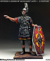 Praetorian OfficerTin Toy Soldier 54mmMetal Figuresol-54-181