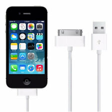 1m 30pin USB Data Sync Charger Cable Lead Wire for iPhone 4S 4 3GS 3G iPad 1 2 3