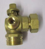 Vokera Linea 24 28 726 730 & 735 Boiler Heating Flow Cock Valve 10023566
