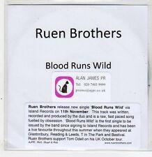 (ER397) Ruen Brothers, Blood Runs Wild - DJ CD