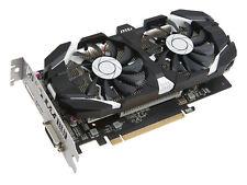 MSI GeForce GTX 1050 Ti 4GT OC NVIDIA 4GB GDDR5 Graphics Card
