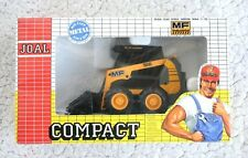 JOAL COMPACT: MF INDUSTRIAL, SKID LOADER (1:32 DIE CAST. MINICARGADORA). NEW, OS