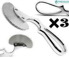 "3× Bone Saw Angled 6"" Surgical Orthopedic Veterinary Premium Cutting Instruments"