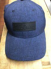 1 New Titleist Fj Pro V1 Golf Hat Color Blue