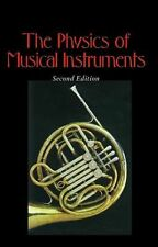 The Physics Of Musical Instruments: By Neville H. Fletcher, Thomas D. Rossing