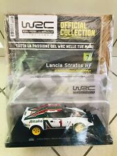 Modellino Wrc 1/24 Lancia Stratos HF Sandro Munari