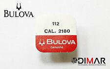 BULOVA CALIBRE 2180 ACCUTRON REF.112