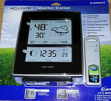 New Acurite Weather Station Wireless Hydrometer Barometer Thermometer  03001W1