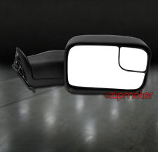 94-97 DODGE RAM 1500 2500 3500 TOW TELESCOPING POWER MIRROR PASSENGER RH