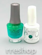 Gelish Soak Off Gel Polish + Morgan Taylor Give-Me A Break Dance  Kit