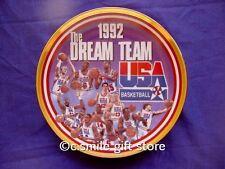 "Sports Impressions *DREAM TEAM 1992* 5507-03 Basketball 8 1/2"" Plate LE Ret MIB"