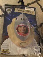 Rasta Imposta Men's Shark Trophy Head, Multi, One Size
