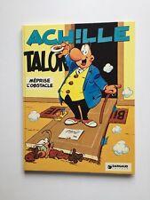 ACHILLE TALON MEPRISE L OBSTACLE T 8 / GREG / BD 1974 / DARGAUD