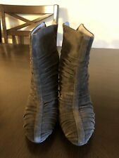 Nine West Women's Round Toe Booties, Size 7.5