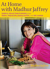 At Home with Madhur Jaffrey: Simple, Delectable Dishes from India, Pakistan, Ban