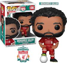 Funko Pop Epl Fútbol - Liverepool FC - Mohamed Salah - Figura Nuevo/Caja Orig.