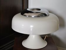 LAMPADA VINTAGE FUNGO ATOMIC TABLE LAMP LEUCOS MARTINELLI MAZZEGA SPACE AGE