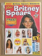 BRITNEY SPEARS Original Hits! Magazine April 1999