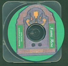 BREAKFAST IN HOLLYWOOD~MP3 CD~old time radio shows~otr