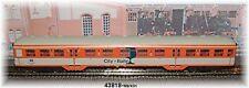"Märklin 43818 Supplemento Vagoni "" City Railway "" DB # Nuovo Conf. Orig. #"