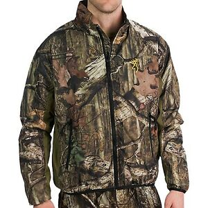 BROWNING BACKCOUNTRY MOSSY OAK CAMO INSULATED JACKET