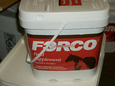 Forco Equine Digestive Product 50 lb Bag Granular