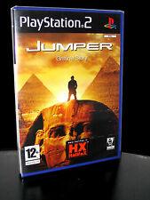 JUMPER GRIFFIN'S STORY GIOCO NUOVO PER SONY PS2 IN EDIZIONE ITALIANA PG242