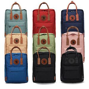 Fjällräven kanken No. 2 Rucksack Schulrucksack Backpack Reise Tasche Daypack