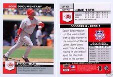 Ken Griffey Jr 2008 Documentary 30-Card Player Set/Lot (Reds) BV $70+