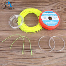 Fly Fishing Floating Line Combo Backing/Tippet/Leaders/Lo ops Wf2/3/4/5/6/7/8F