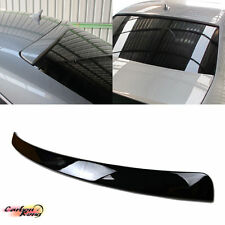 PAINTED FOR AUDI A4 B8 4D S4 Look Rear Roof Spoiler Wing 09-17 NEW