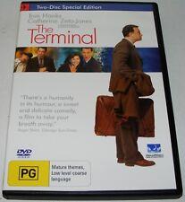The Terminal--- (DVD, 2 Disc Set)