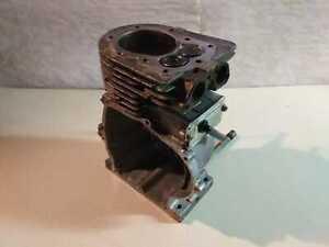 GENUINE TECUMSEH ENGINE CRANKCASE CYLINDER BLOCK PART NUMBER 35385