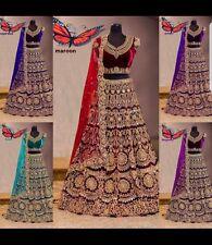 Pakistani/Indian bridal lengha pre order based -  original
