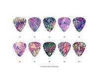 Galaxy Pattern Guitar Pick Set (10pcs) BUY 2 SAME GET THE 3RD FREE