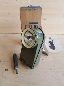 NEUE!  CEAG OK4KN Handlampe Handscheinwerfer Laterne Taschenlampe ex Bundeswehr