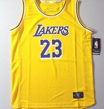 L.A. LAKERS LeBron James Fanatics 'Icon Edition' NBA Jersey Youth Size X-Large