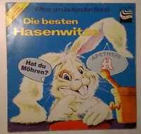Various Die Besten Hasenwitze LP Vinyl Schallplatte 191290