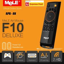 Mele F10 Deluxe IR Learning Remote 2.4G FlyMouse Keyboard for Android TV BOX