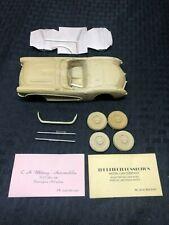 Resin Model Kit 1956-1957 Chevy Corvette Rare Whitney Detroit Connection Promo
